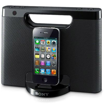 Dock Audio RDP - M7IP SONY
